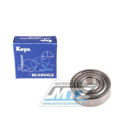 Ložisko 6202-C3-Z (rozměry: 15x35x11) Koyo