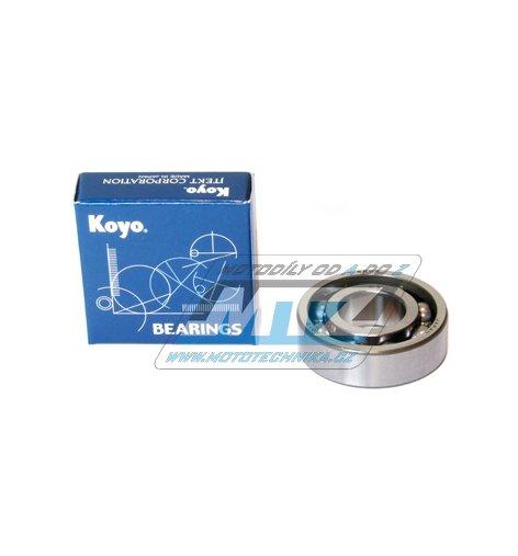 Ložisko 6203-C3 (rozměry: 17x40x12 mm) Koyo