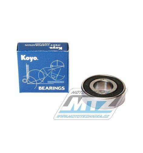 Ložisko 6203-C3-2RS (rozměry: 17x40x12 mm) Koyo