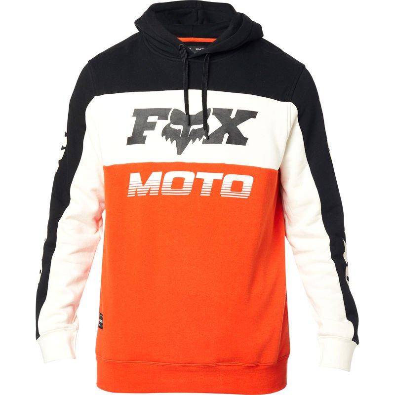 Mikina PÁNSKÁ FOX Charger Pullover Fleece (velikost XXL)