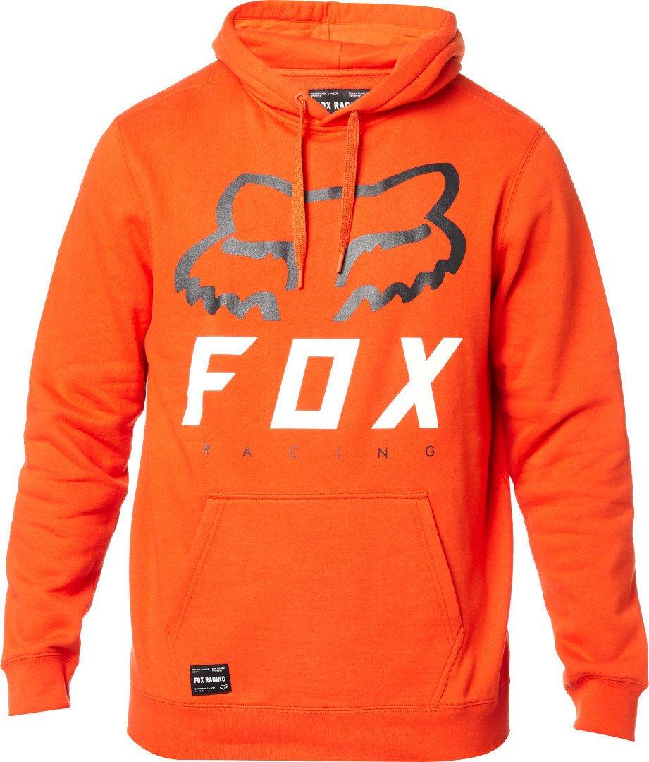 Mikina FOX Non Stop Pullover Fleece Atomic Orange - velikost XXL