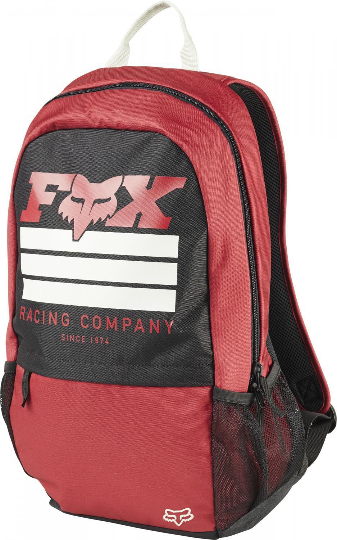 Batoh FOX Moto Backpack Cardinal červený)