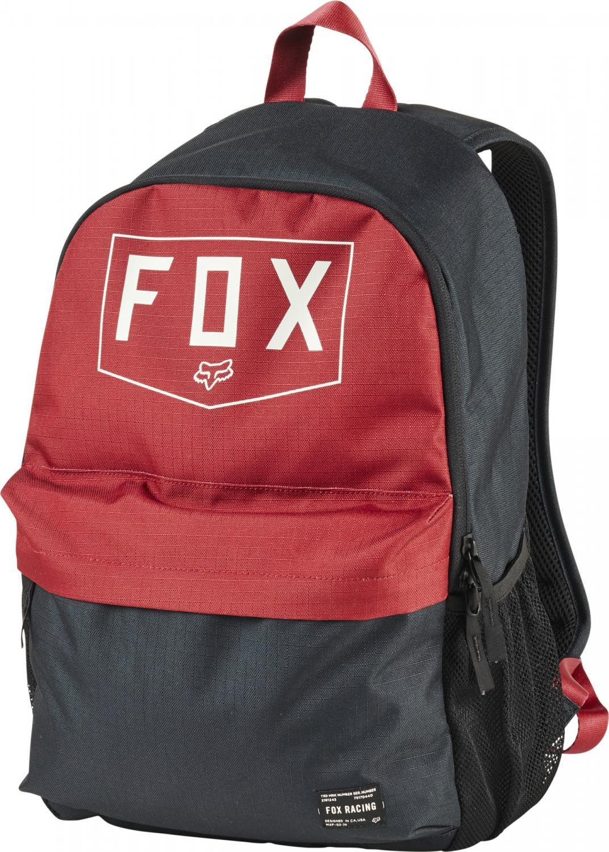 Batoh FOX Legacy Backpack Cardinal (červený)