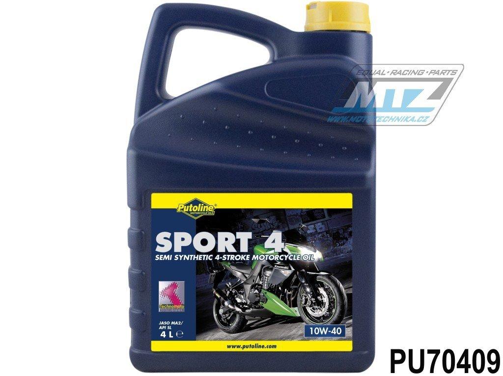 Olej Technomoto Sport4 10W/40 (4L)