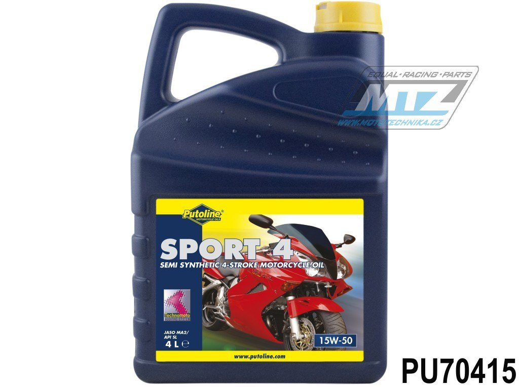 Olej Technomoto Sport4 15W/50 (4L)