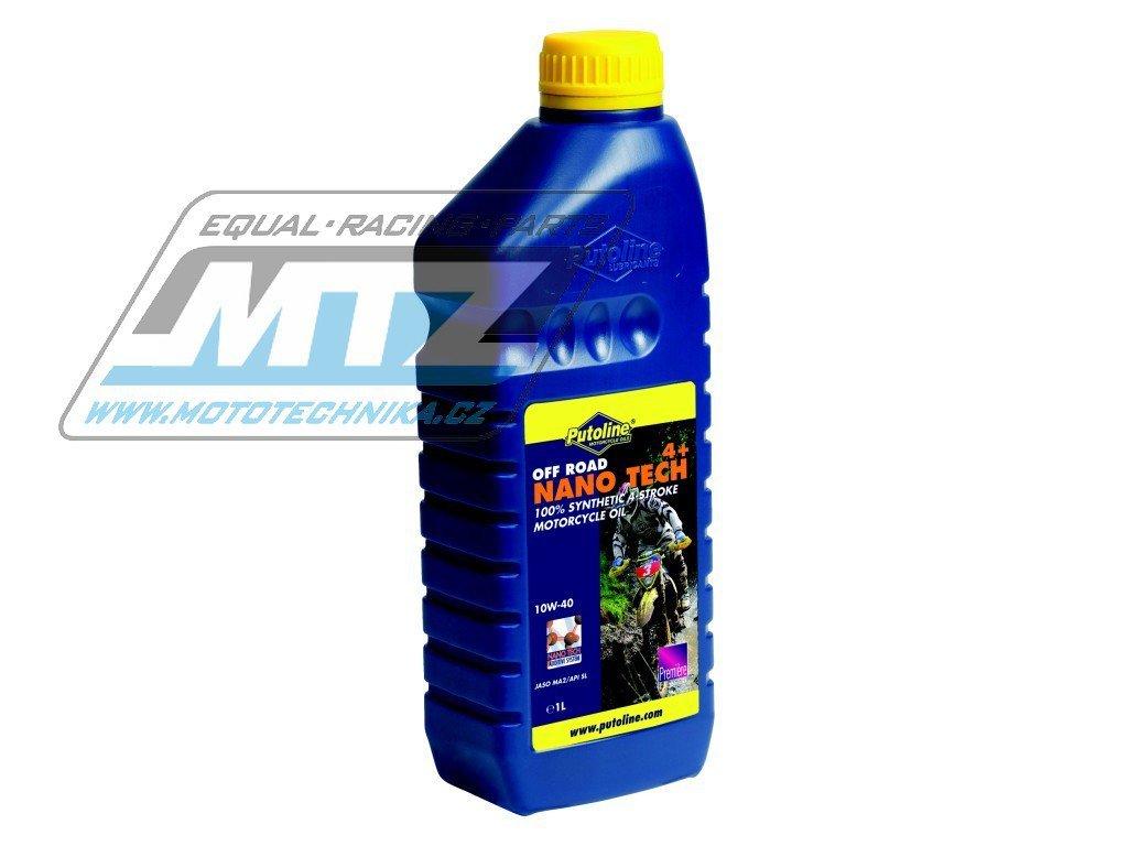 Olej NanoTech OffRoad4+ 10W/40 (1L)