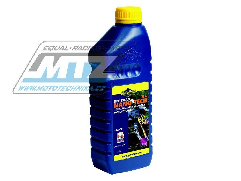 Olej NanoTech OffRoad4+ 10W/60 (1L)