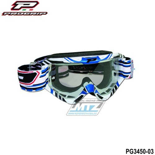 Brýle Progrip 3450 - modré