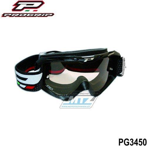 Brýle Progrip 3450 - carbon