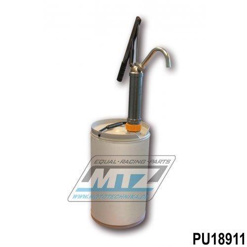 Pumpa manuální na 60 a 200L sud