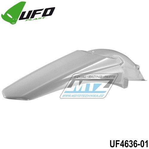 Blatník zadný Honda CRF250R / 10-13 + CRF450R / 09-12 - bílý