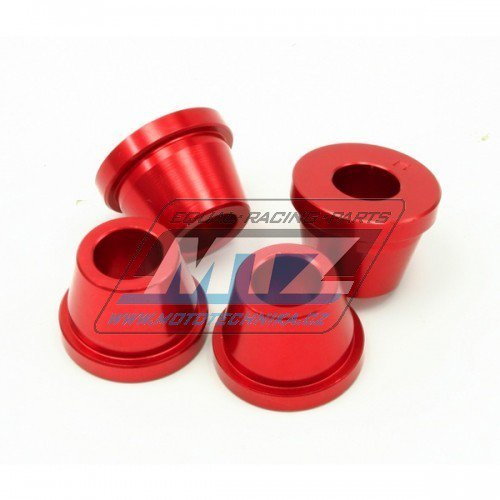 Podložky ZETA (4ks) - Suzuki RM125+RMZ450+DRZ400SM / 05- + RM250 / 02- + RMZ250 / 07-