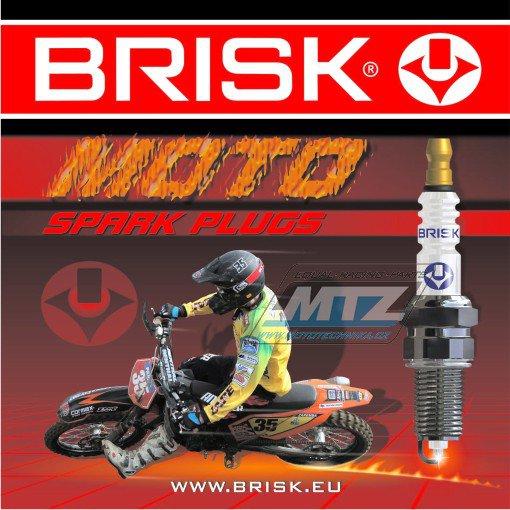 Banner BRISK (100x100cm)