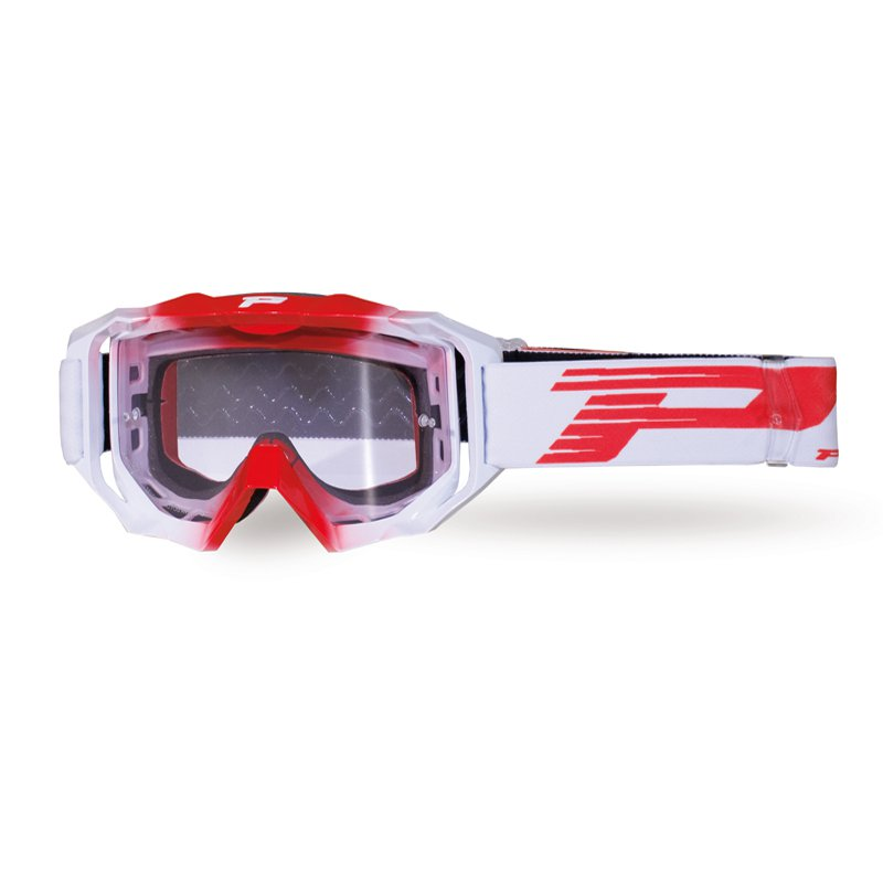 Brýle Progrip 3200 TR GOGGLES - červené se sklem 3210