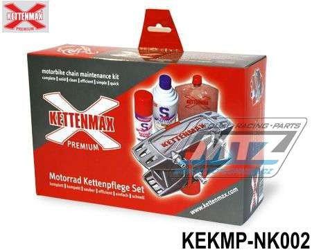 Přípravek na údržbu řetězu (pračka řetězu/myčka na řetěz) KettenMax - Premium Full