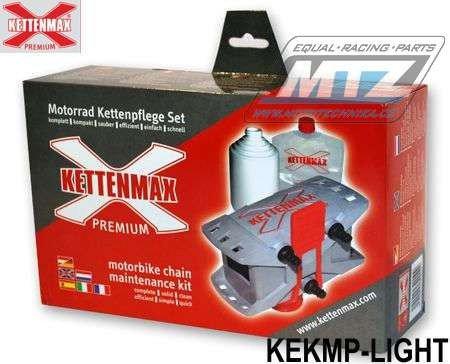 Prípravok na údržbu reťaze (práčka reťaze / umývačka na reťaz) Kettenmax - Premium Light