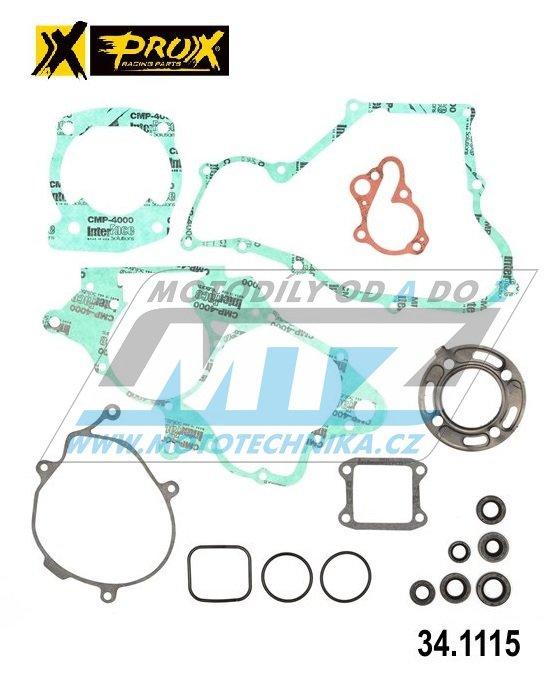 Těsnění kompletní motor (včetně gufer motoru) Honda CR85 / 05-07