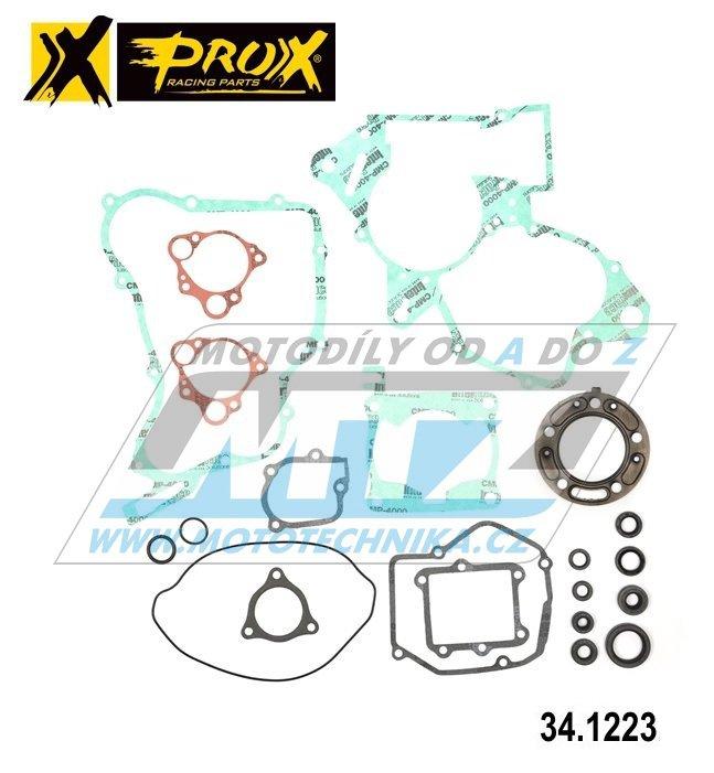 Těsnění kompletní motor (včetně gufer motoru) Honda CR125 / 03