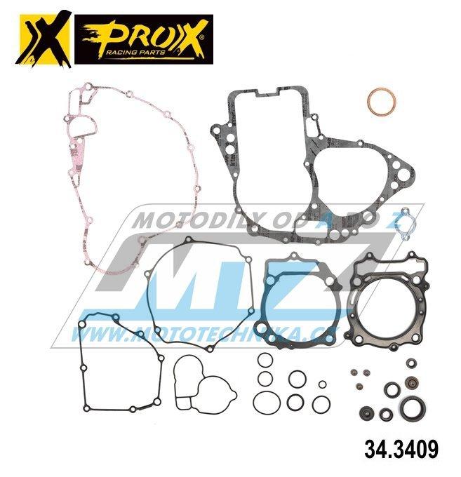 Těsnění kompletní motor (včetně gufer motoru) Suzuki RMZ450 / 08-16 + RMX450Z / 10-18