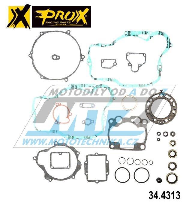 Těsnění kompletní motor (včetně gufer motoru) Kawasaki KX250 / 93-03