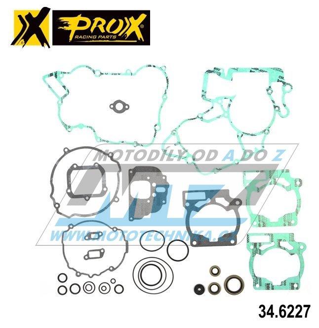 Těsnění kompletní motor (včetně gufer motoru) KTM 125SX / 07-15 + 125EXC / 07-16 + 144SX / 07-08 + 150SX / 09-15 + Husqvarna TC125 / 14-15 + TE125 / 14-16