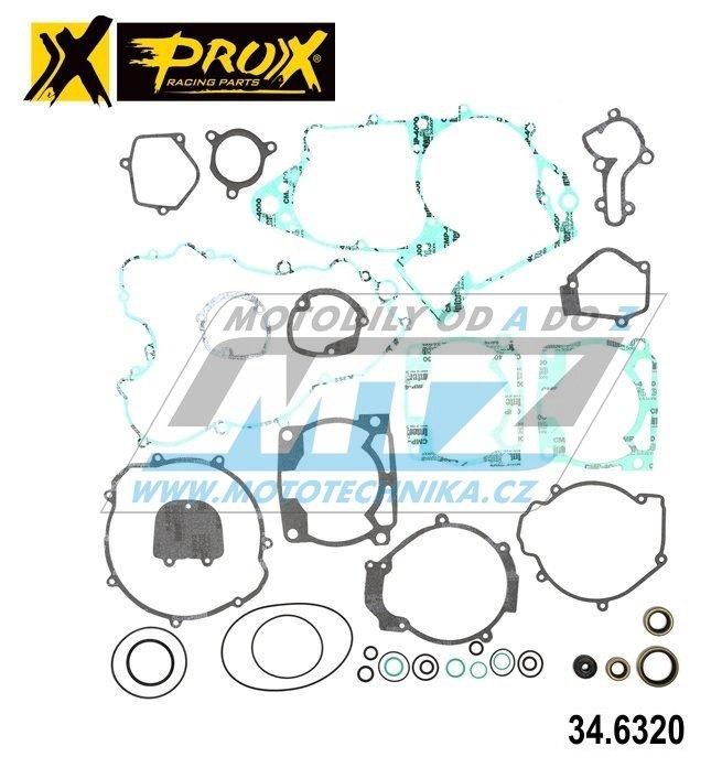 Těsnění kompletní motor (včetně gufer motoru) KTM 250SX / 90-02 + KTM 250EXC / 90-03