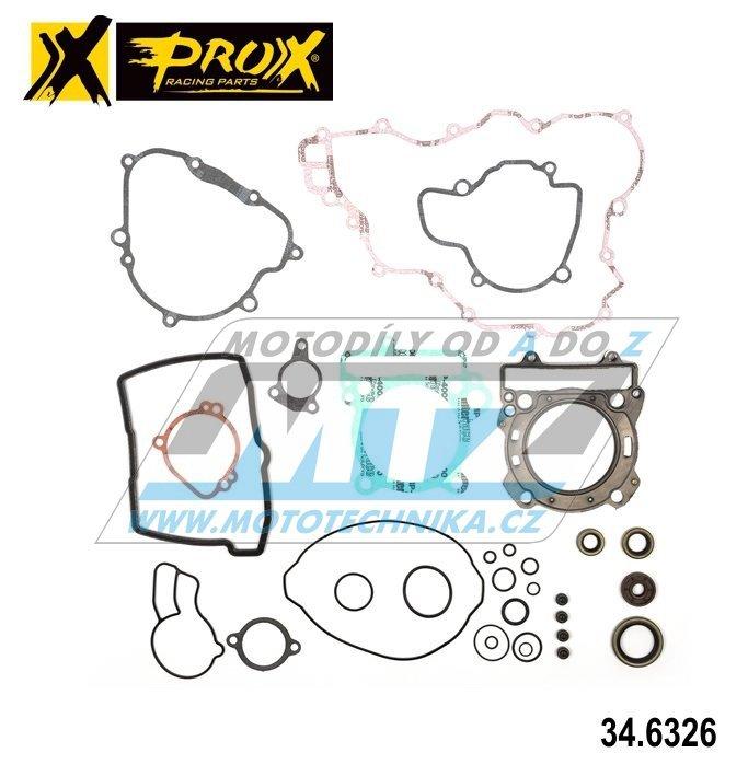 Těsnění kompletní motor (včetně gufer motoru) KTM250F SX / 06-11 + KTM250F EXC / 07-11
