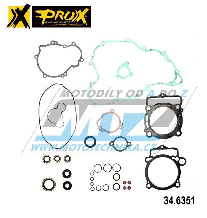 Těsnění kompletní motor (včetně gufer motoru) KTM350 SXF /11-12