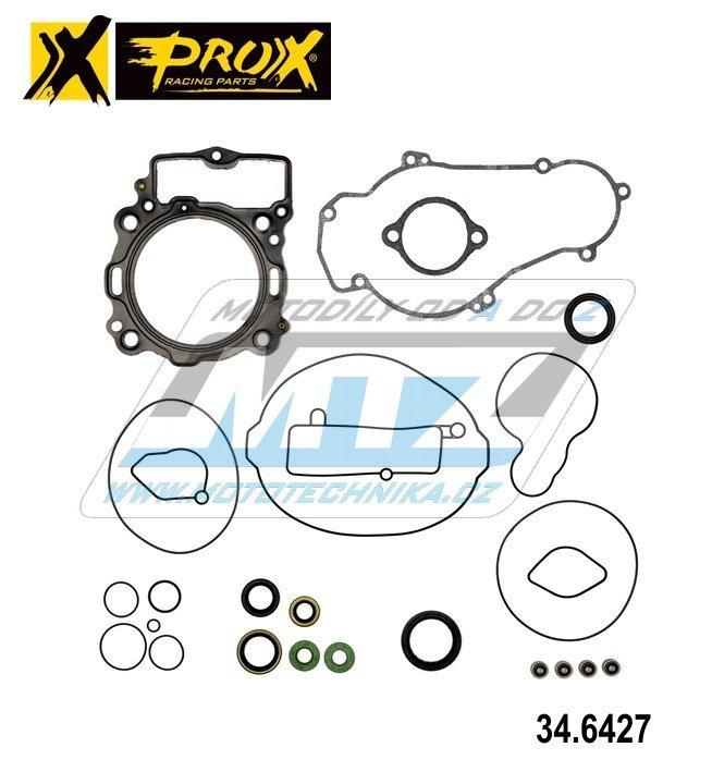 Těsnění kompletní motor (včetně gufer motoru) KTM450 SXF / 07-12
