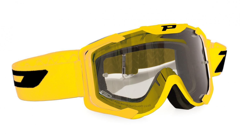 Brýle Progrip 3400 - žluté