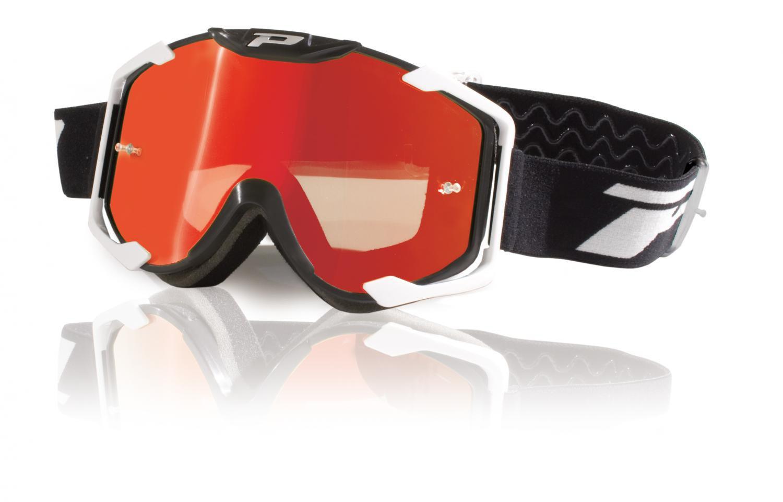 Brýle Progrip 3404 MENACE Black - černé