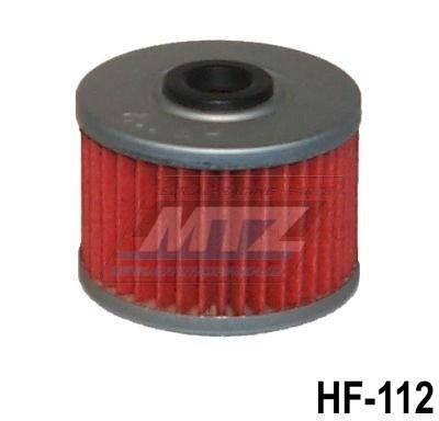 Filter olejový HF112 (HifloFiltro)