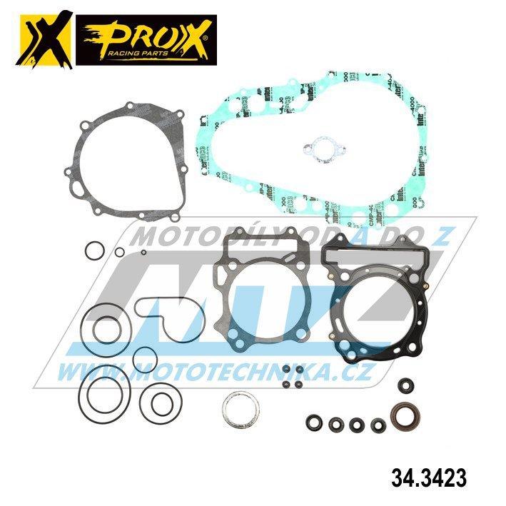 Těsnění kompletní motor (včetně gufer motoru) Suzuki LTZ400 / 03-08