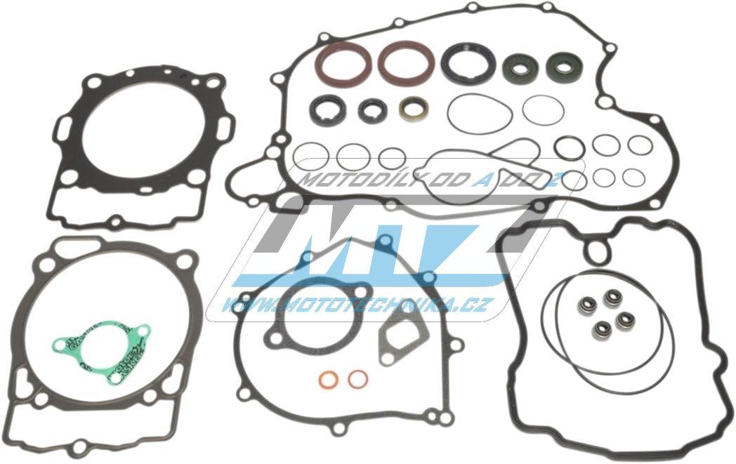 Těsnění kompletní motor (včetně gufer) KTM450 SXF / 14-15 + Husqvarna FC450 / 14-15
