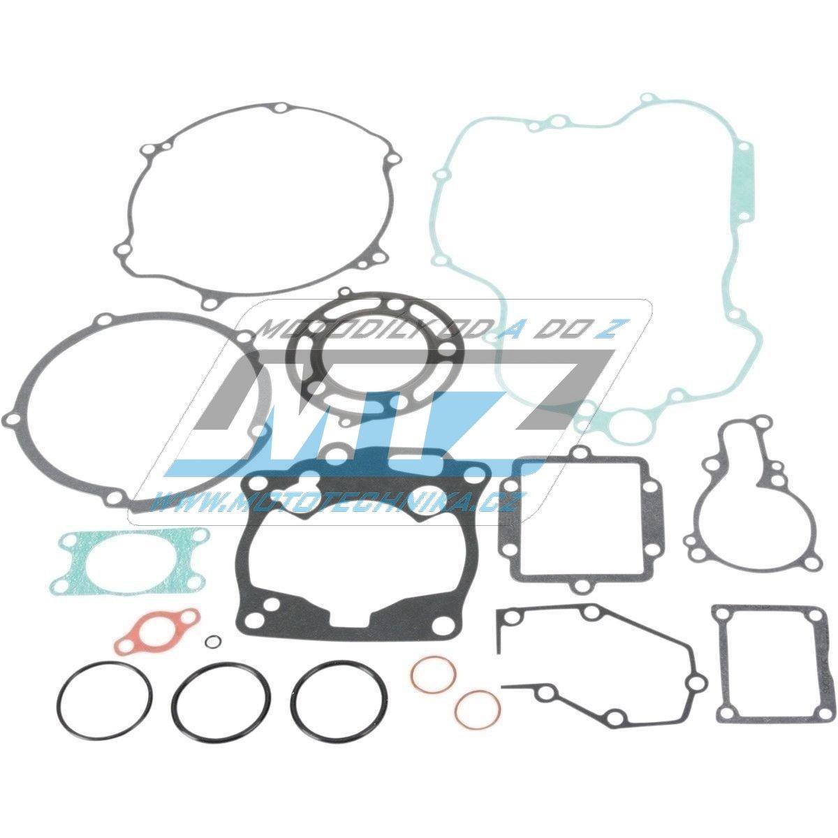 Těsnění kompletní motor Kawasaki KX125 / 98-00