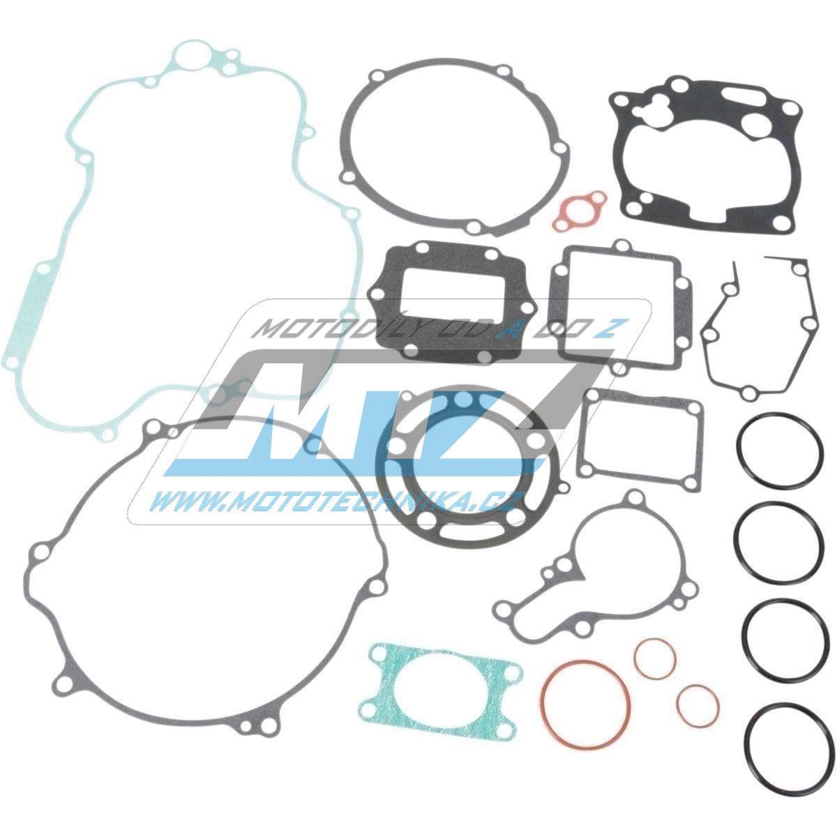 Těsnění kompletní motor Kawasaki KX125 / 01-02