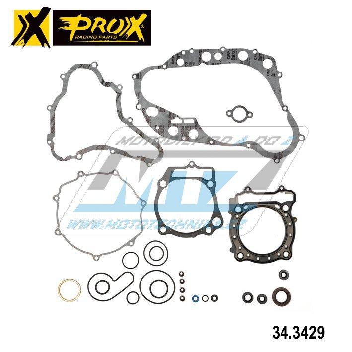 Těsnění kompletní motor (včetně gufer motoru) Suzuki LTR450 / 09-11