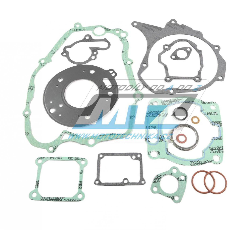 Těsnění kompletní motor Yamaha DT125 + TZR125 + TDR125 + KTM125-LC2
