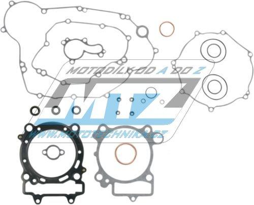 Těsnění kompletní motor Kawasaki KXF450 / 06-08