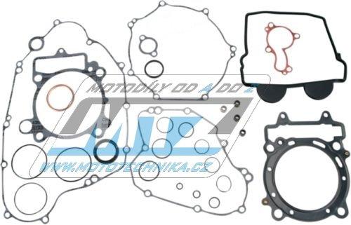 Těsnění kompletní motor Kawasaki KXF450 / 09-15