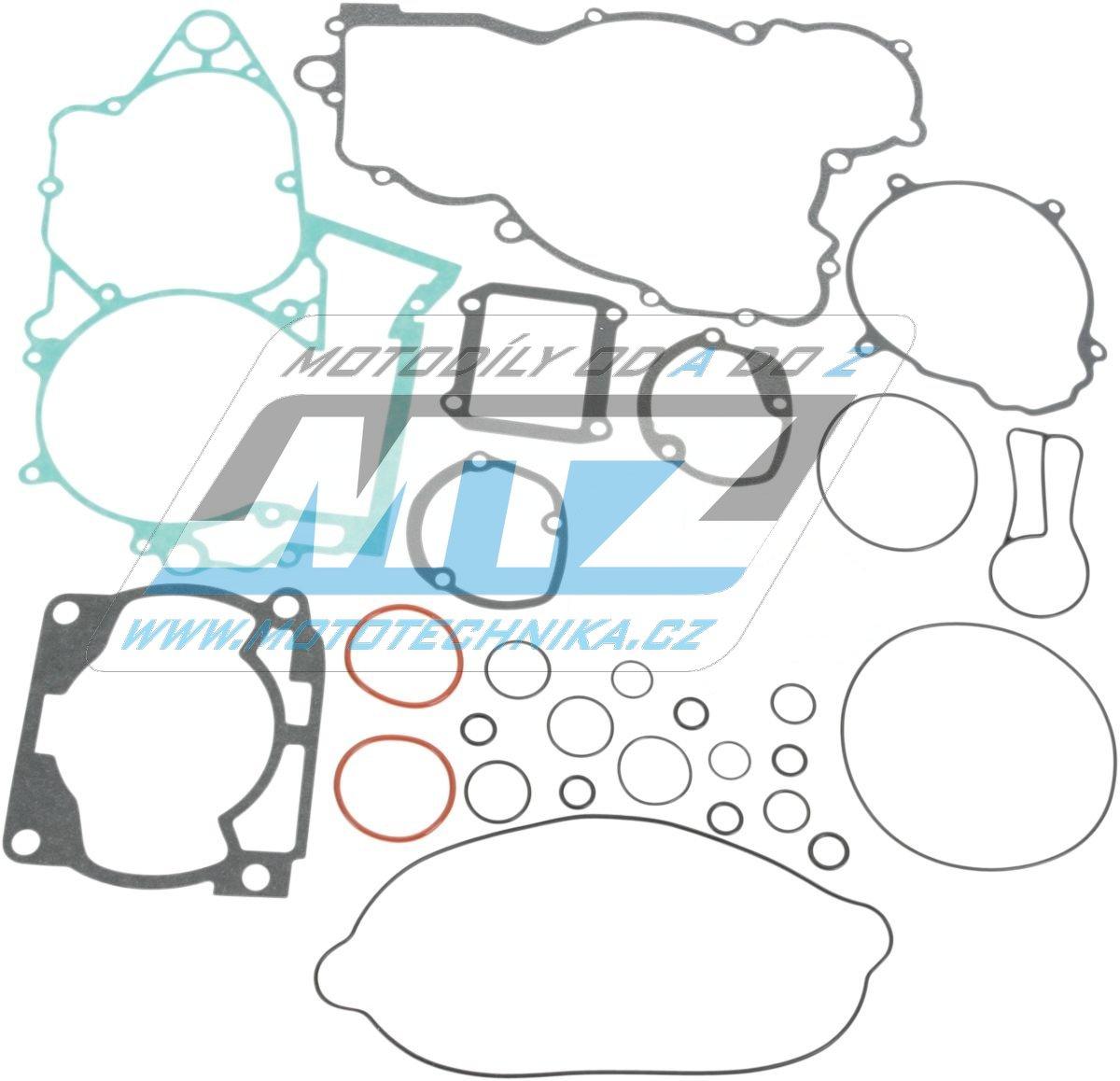 Těsnění kompletní motor KTM250 SX / 03-04 + KTM250 EXC / 04