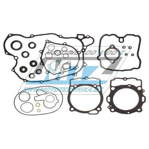 Těsnění kompletní motor (včetně gufer motoru) KTM450 EXCF / 14-15