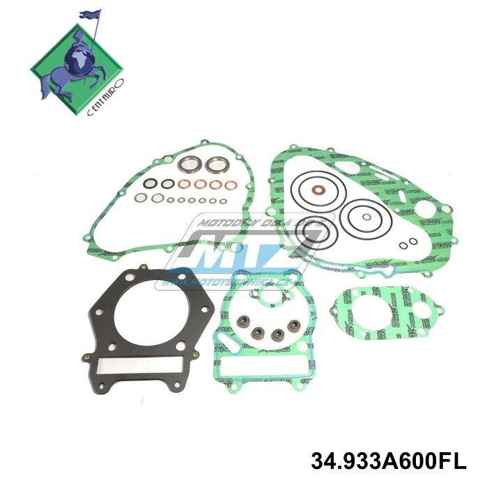 Těsnění kompletní motor Suzuki DR600 / 85-89
