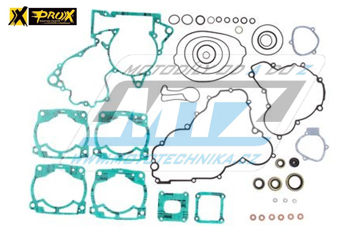 Těsnění kompletní motor (včetně gufer motoru) KTM 250SX + 250EXC + 300EXC / 17 + Husqvarna TC250 + TE250 + TE300 / 17