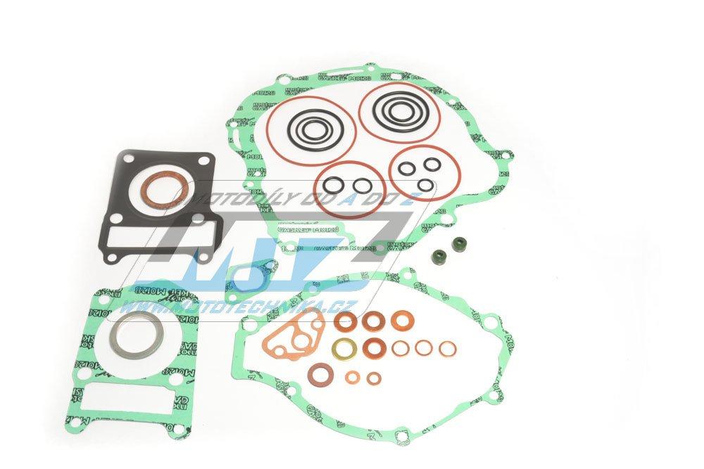 Těsnění kompletní motor Yamaha YBR125 / 05-14 + TTR125 / 05-15 + XT125X+XT125R / 05-08 + YFM125 Raptor / 11-13