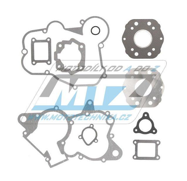 Těsnění kompletní motor Derbi Senda GPR50 Nude + GPR50 Racing + DRD50R + X-Race 50 + X-Treme 50 + Gilera RCR50 + SMT50 + Zulu 50