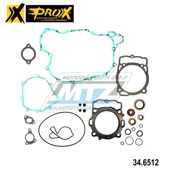 Těsnění kompletní motor (včetně gufer motoru) KTM450 EXC / 12-13 + KTM500 EXC / 12 -16 + Husqvarna FE501 / 14-16