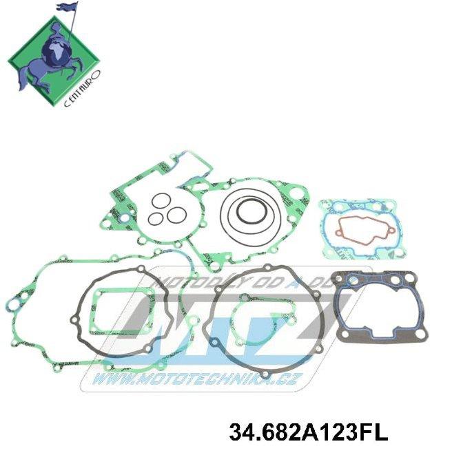 Těsnění kompletní motor Husqvarna CR125 + WR125 / 95-96