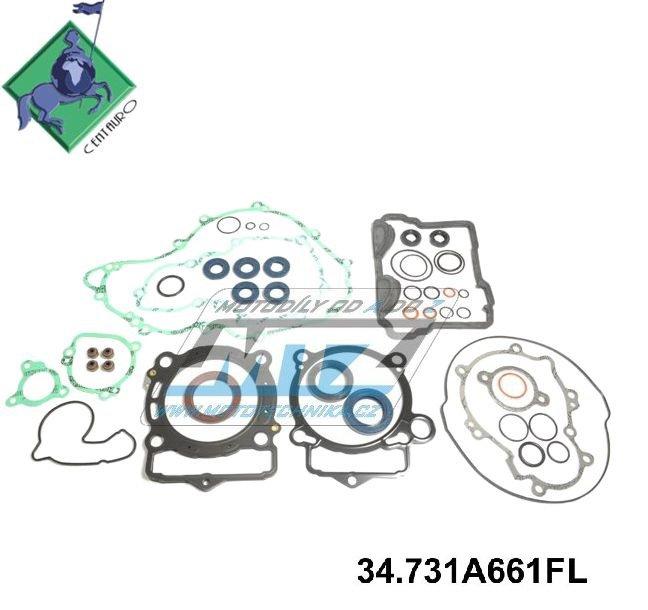 Těsnění kompletní motor KTM350 SXF / 13-15