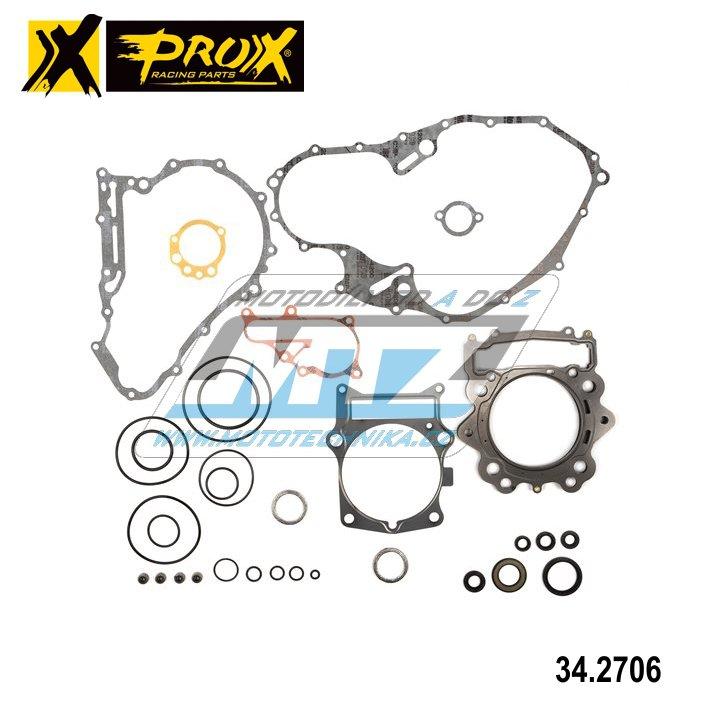 Těsnění kompletní motor (včetně gufer motoru) Yamaha YFM700 Raptor / 06-14